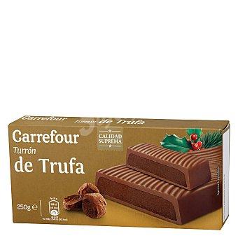 Carrefour Turrón de Trufa 250 g