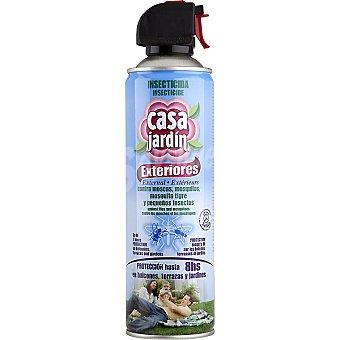Casa Jardín Insecticida exteriores contra moscas mosquitos y pequeños insectos Spray 500 ml