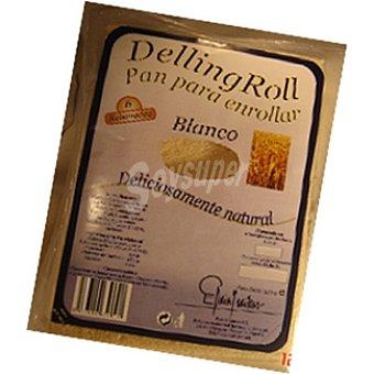 PAIN TRAITEUR pan para enrollar blanco envase 230 g 6 unidades