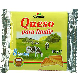 Condis Queso 8 lonchas 150 GRS