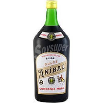 Anibal Vino Quinado Botella 1 litro