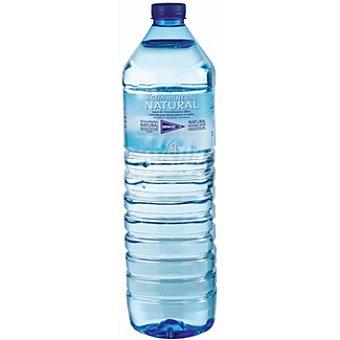 Hipercor Agua mineral Botella 1,5 l