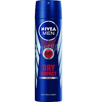 Nivea For Men Desodorante Spray 200 ml