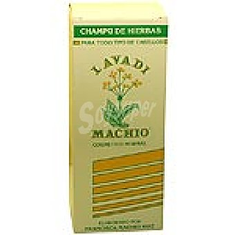 LAVADI MACHIO Champú de hierbas Frasco 500 ml