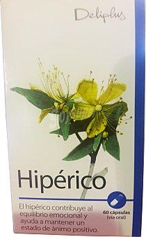 Deliplus Capsulas hiperico (hierba de san juan) Bote 60 cápsulas