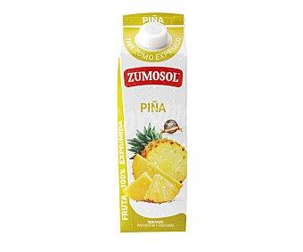 Zumosol Zumo de piña 100 % 1 l