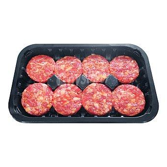Roger roast Mini burger meat Jose Rojano bandeja 250 g Bandeja 250 g