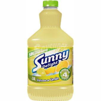 Sunny Delight Refresco gran limón Botella 1,5 litros