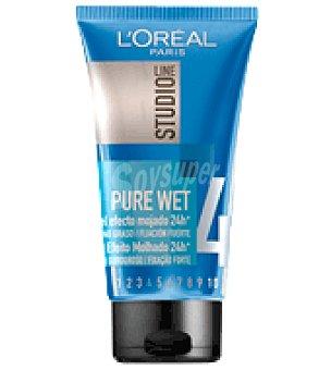 """Studio Line L'Oréal Paris Gel fijador efecto mojado """"absolute Wet"""" Special FX 150 ml"""