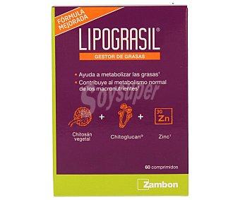 LIPOGRASIL Gestor de grasa 60 comprimidos