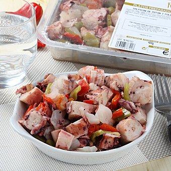 Carrefour Salpicon de potón y pulpo 400 gr