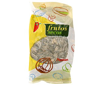 Auchan Pipas de girasol tostadas Bolsa de 250 gramos