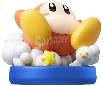 Nintendo Figura amiibo Waddle Dee, serie Kirby Super Smash Bros, compatible con WiiU, Nintendo New 3Ds y New 3Ds XL 1 unidad