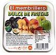 Dulce de frutas Tarrina de 400 g MEMBRILLERO