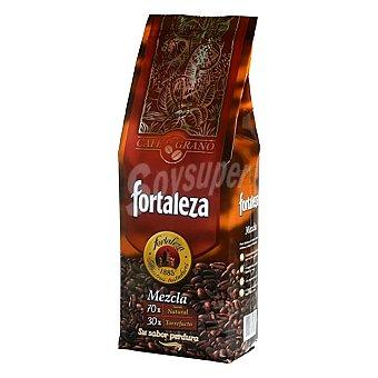 Fortaleza Café en grano mezcla 70/30 Paquete 1 kg