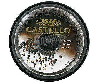 Castello Queso Pimienta en Porciones 125 Gramos