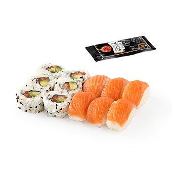 Fish Sushi Menu Ni -sushi 12 ud