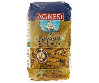 Agensi Pennes Rigates, pasta compuesta integral de calidad superior 500 Gramos