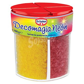 Dr. Oetker Decomagia Neon Bote 100 g
