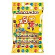 Grageas de chocolate tubo Pack 5x20 g Lacasitos Lacasa