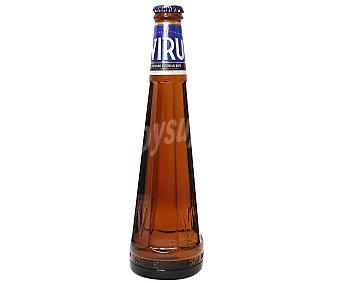 VIRU Premium Cerveza Estonia de tipo Pilsner Lager Botella 330 Mililitros