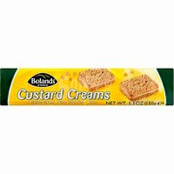 BOLANDS Custard Creams Paquete 150 g