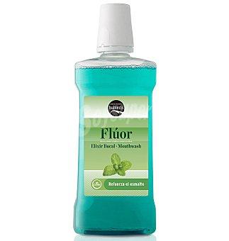 Balneris Elixir bucal con fluor menta 500 ML