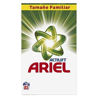 Ariel Detergente polvo 85 Cacitos