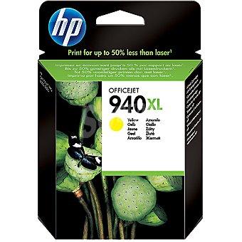 HP Nº 940 XL cartucho color amarillo 1 Unidad