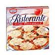 Pizza Ristorante Mozzzarella Caja 335 g Dr. Oetker