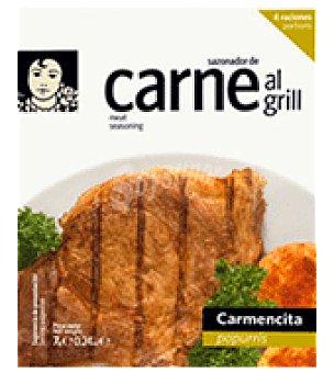 Carmencita Sazonador grill carne 65 g