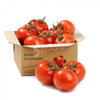 Tomate racimo 1 kg aprox Envase de 1000.0 g. aprox
