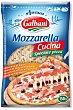 Queso mozzarella rallado especial para pizza Bolsa 150 g Galbani