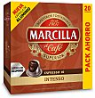 Café fuerte intensidad 10 compatibles con cafeteras Nespresso Caja 20 capsulas (104 g) Marcilla