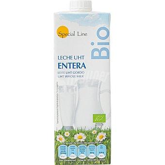 Special Line Leche entera ecológica Brik 1 l