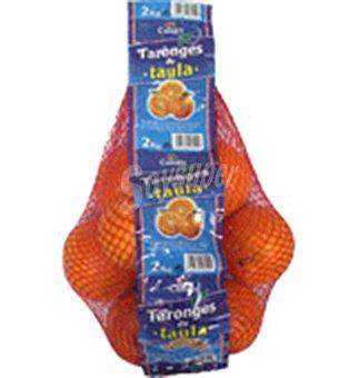 Condis Naranja 5/6 Bolsa 2 kgs