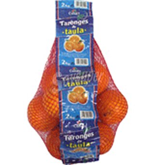 Condis Naranja extra 5/6 Bolsa 2 kg 1 unidad