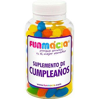 FUNMACIA Suplemento de Cumpleaños caramelos de goma bote 190 g