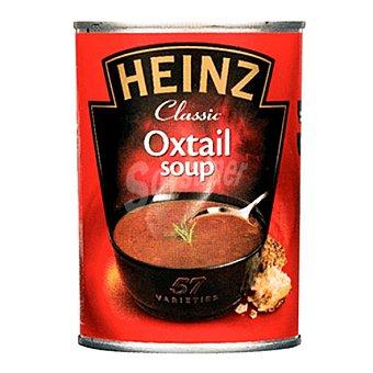 Heinz Sopa oxtail rabo de buey 400 g
