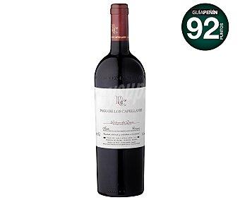 Pago de Los Capellanes Vino tinto crianza con denominación de origen Ribera del Duero Botella de 75 centilitros