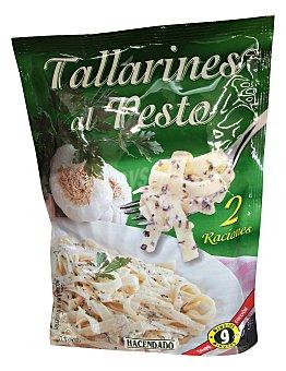 Hacendado Pasta deshidratada tallarín al pesto Sobre de 163 g