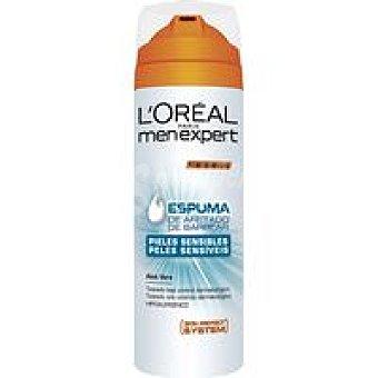 L'Oréal Men Expert Espuma de afeitar Sensitive Spray 200 ml