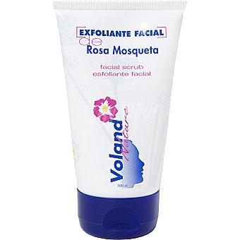 Luxana Voland Nature Exfoliante facial rosa mosqueta Tubo 100 ml