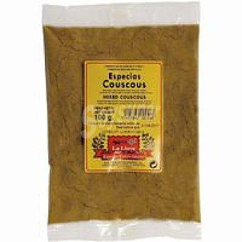 LA LLAVE Sazonador couscous Bolsa 100 g