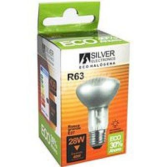 Silver Electronics Eco-Hal Reflectora R63 28w E27 1 unidad