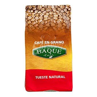 Baqué Café en grano tueste natural 500 g