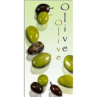 Papstar Servilletas Olive decorado aceitunas 33x33 cm Paquete 12 unidades