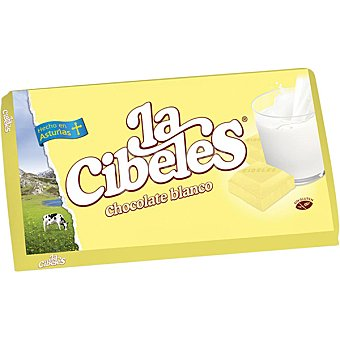 Cibeles Chocolate blanco Tableta 75 g