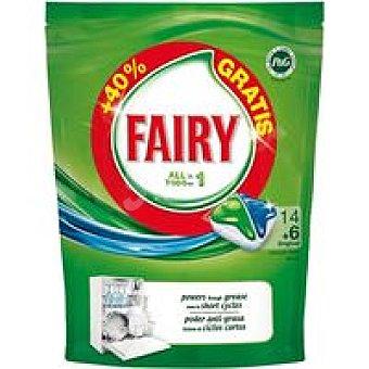 Ariel Detergente capsula 3 en 1 24 un