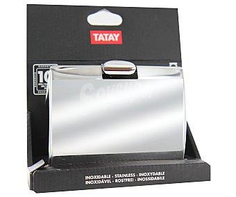 Tatay Porta rollos con tapa cromada modelo Ronda 1 Unidad